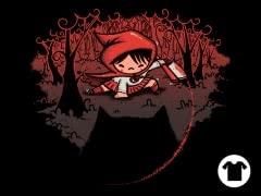 Little Red Fighting Hood