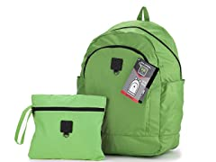 Go!Sac Backpack, Green