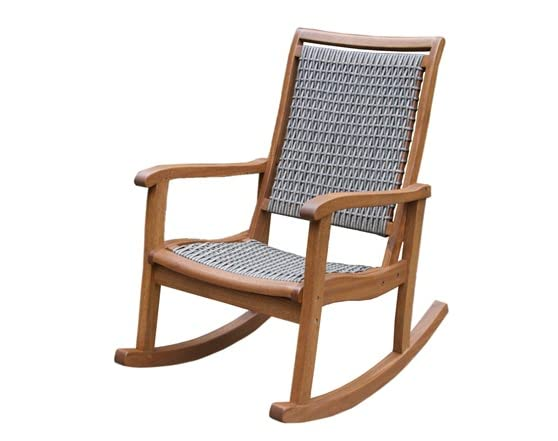 All Weather Wicker Rocking Chairs