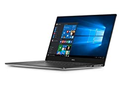 "Dell XPS 9550 15"" 4K UHD Intel i5 Laptop"