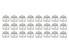 Fuel Cell 8hr tealight - 24pk