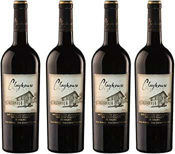4-Pack Clayhouse Estate Cabernet Sauvignon Wine