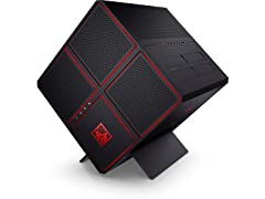 HP OMEN-X Intel i7, RX480 Cube Desktop