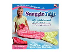 Snuggie Tails Pink Mermaid Sleeping Bag