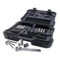 Deals on Craftsman 932104 104-Piece SAE and Metric Mechanics Tool Set