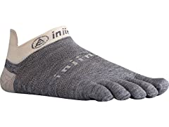 Injinji 2.0 Men's Run Lightweight No Show Toesock