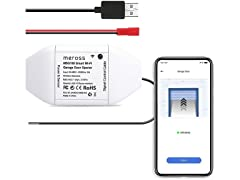 meross Smart Garage Door Opener (Upgraded)