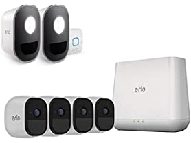 Arlo Pro 2 Camera & Smart Light Bundles