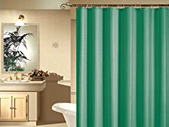 Viola Shower Curtain-2 Colors