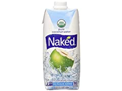 Naked Juice 100% Organic Coconut Water