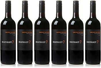 6-Pk. District 7 Cabernet Sauvignon Wine