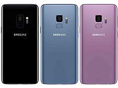 Samsung Galaxy S9 (Fully Unlocked) (S&D)