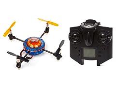 2.4GHz Gyro 4.5-Ch R/C Quadcopter