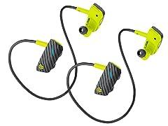 JLAB GO Bluetooth Headphones - 2 Pack