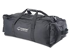 Yukon Outfitters Deployment Duffle Black