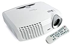HD 1080p 1700Lm Home Theater Projector
