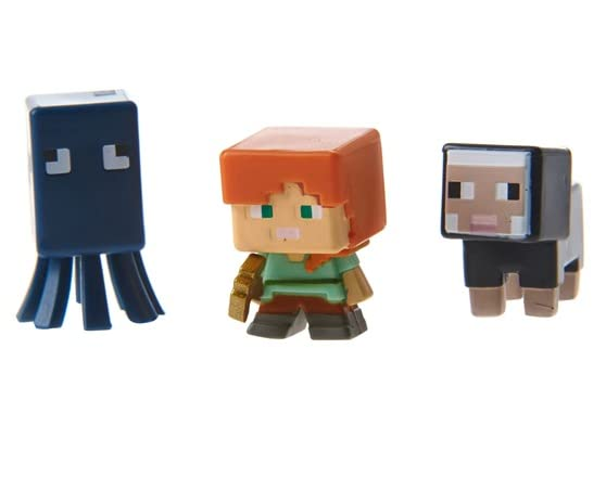 Minecraft Toys And Mini Figures For Kids : Minecraft random mini figures kids toys