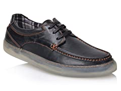 Solo Mens Boat Shoe