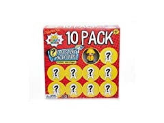 Micro Figure 10 Pack, Mystery Toy
