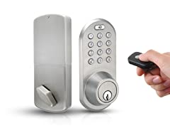 Morning Industry QF-01SN Keypad Remote Deadbolt