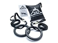 Black Mountain Gym Rings