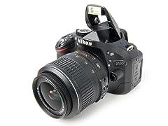 Nikon D5200 DSLR Camera w/18-55mm Lens