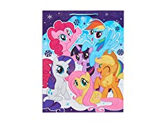 American Greetings 5587705 Large Christmas Gift Bag, My Little Pony, , Multicolored