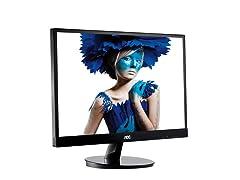"23"" 1080p Full-HD IPS Monitor"