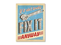 Fix it Anyway