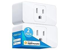 meross Smart Plug Mini (2-Pack)