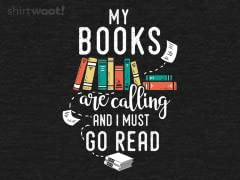 My Books Are Calling