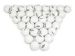 Bridgestone Fixx Golf Balls 36 ball pack - White