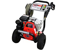 Simpson 3,100PSI Honda-Powered Pressure Washer