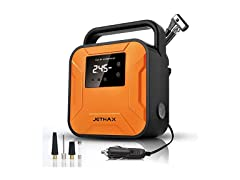 JETHAX Air Compressor Tire Inflator