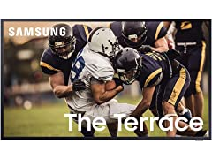 "Samsung 75"" QLED The Terrace Outdoor 4K TV"