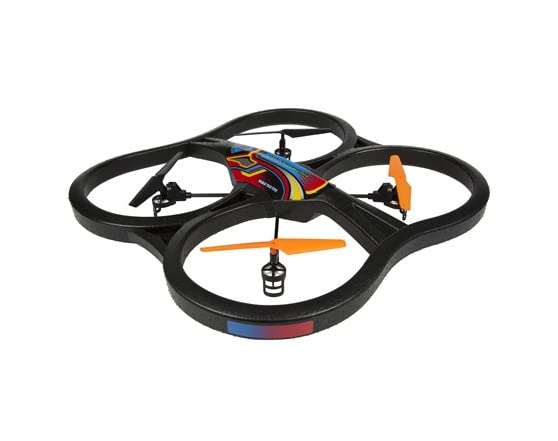 World tech toys panther drone 4 5 channel 2 4ghz r c quadcopter