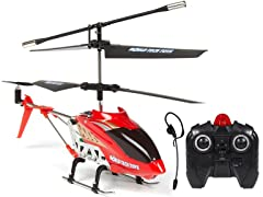 3.5 ch RC Voice Command Helicopter