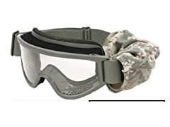 ESS Land Ops Mil-spec Dual Lens Goggles