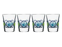 Fantasy Small Glasses - Set of 4