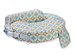 Aqua Diamond Nursing Pillow