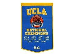 UCLA Dynasty Banner