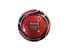 Iconsports Arsenal Soccer Ball Size 5