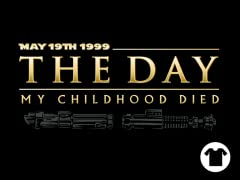 The Day My Childhood Died