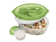 Oggi Oval Chill-To-Go Container