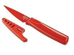 Kuhn Rikon Mini Paring Colori - Red
