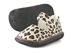 Mary Jane Squeaker - Leopard (3-8)