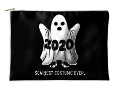 """Scariest Costume Ever"" Accessory Pouch"