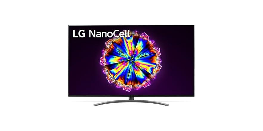 LG NanoCell 91 Series 2020 75 inch Class 4K Smart UHD NanoCell TV w/ AI ThinQ® (75NANO91ANA)   WOOT