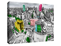 Tokyo Skyline (2 Sizes)