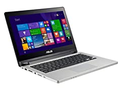 "Asus 13.3"" Intel i5 Convertible Notebook"